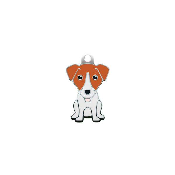 Jack Russell | Dog Tag - Sunday Paws