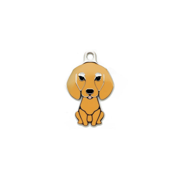 Dachshund | Dog Tag - Sunday Paws