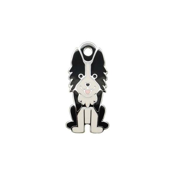 Border Collie | Dog Tag - Sunday Paws