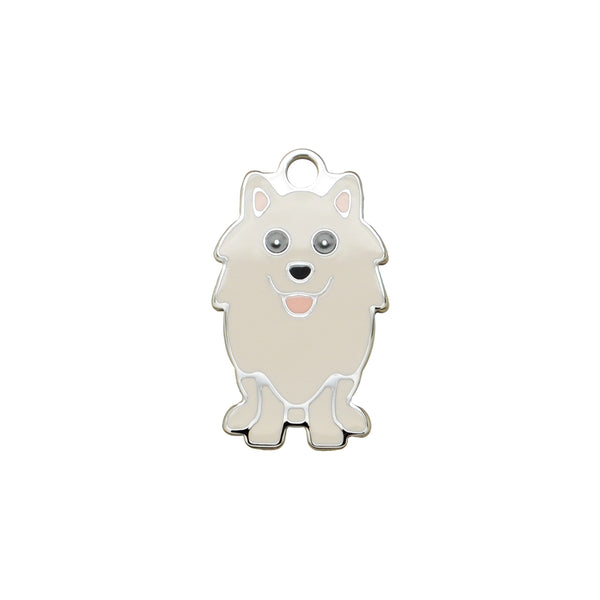 Japanese Spitz | Dog Tag - Sunday Paws