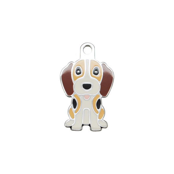 Beagle | Dog Tag - Sunday Paws
