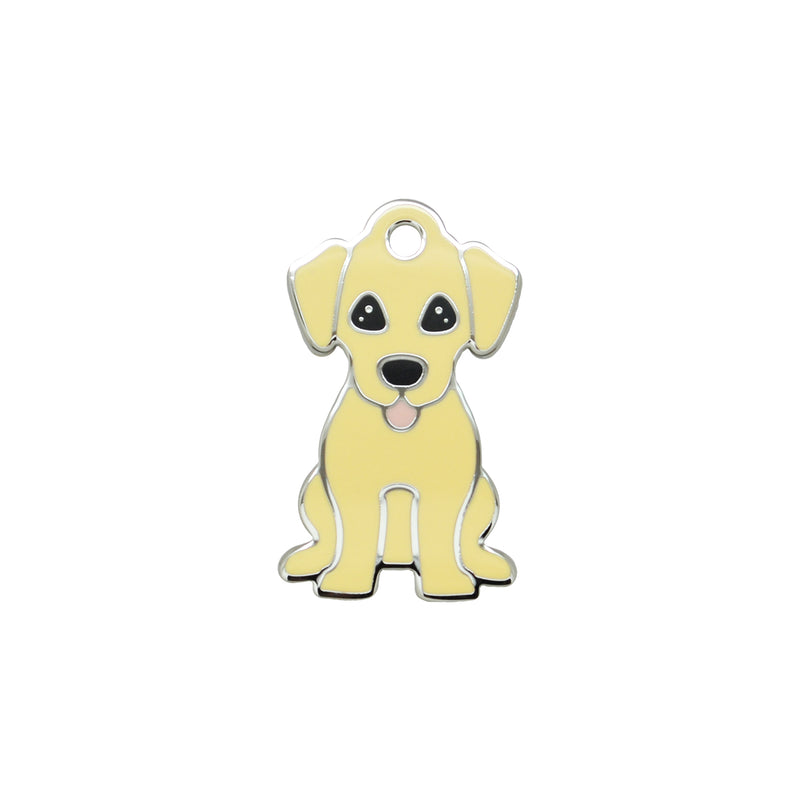 Golden Labrador | Dog Tag - Sunday Paws