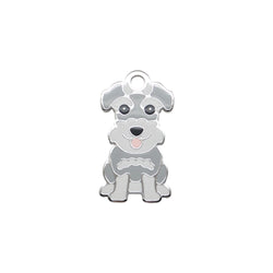 Schnauzer | Dog Tag - Sunday Paws