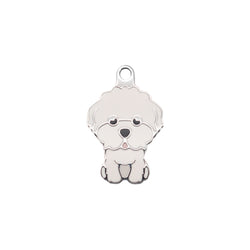Bichon Frise | Dog Tag - Sunday Paws