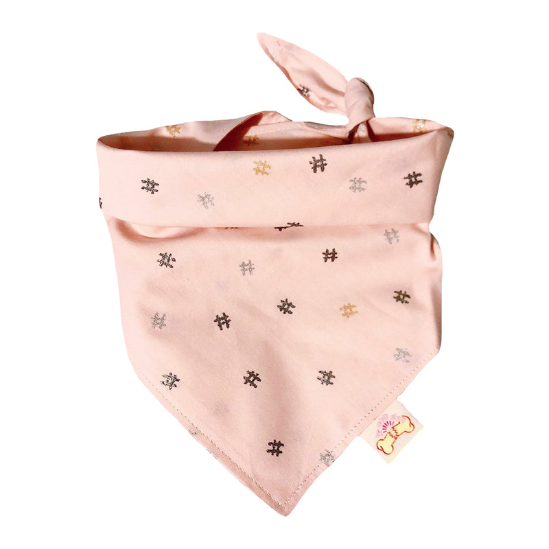 Le' Social | Dog Bandana - Sunday Paws