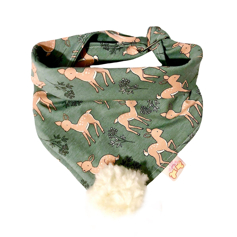 Petites biches | Dog Bandana - Sunday Paws