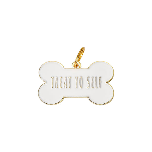 Treat Yo Self | Pet Tag