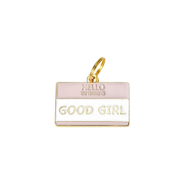 Good Girl | Pet Tag