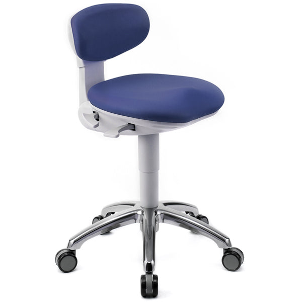 Duma Doctor Stool - Navy Blue