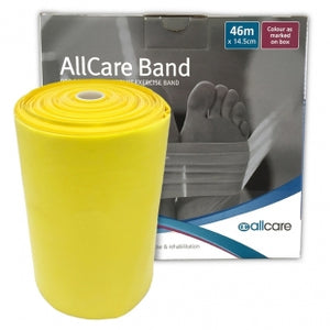Allcare Progressive Resistant Exercise Band 46m