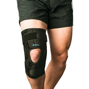 AOK33 AllCare Ortho Wrap Around Hinged Knee Support
