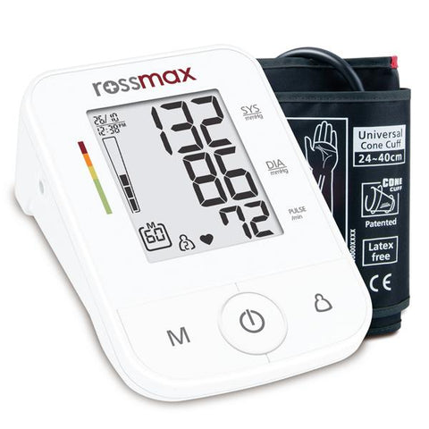Automatic Blood Pressure Monitor-ROSSMAX-Task Supplies