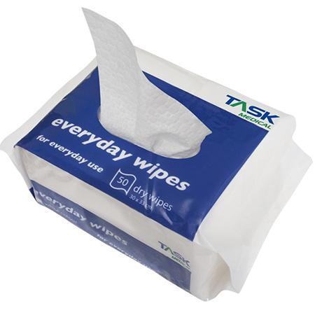 DRY MULTI WIPES-TASK-Task Supplies