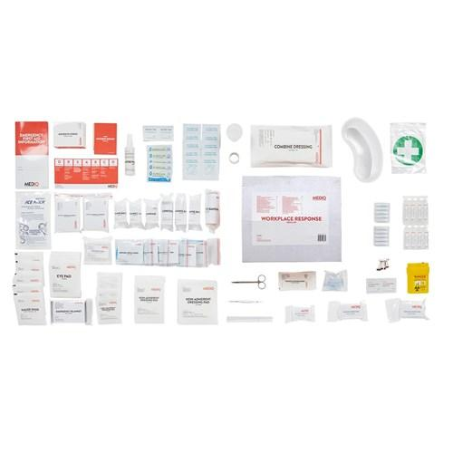 ESSENTIAL WORKPLACE RESPONSE FIRST AID KIT REFILL MODULE-MEDIQ-Task Supplies