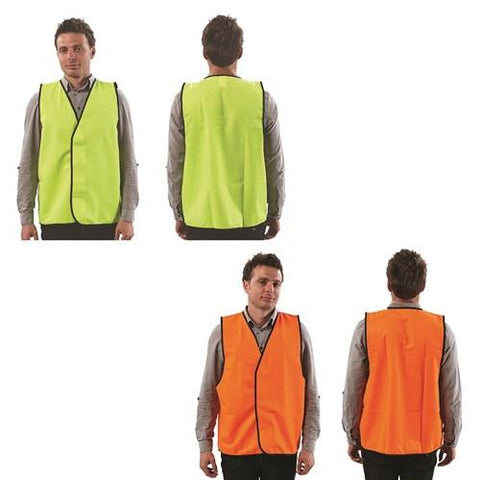 FLURO VEST DAY USE ONLY-ProChoice-Task Supplies