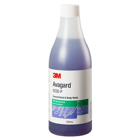HAND & BODY WASH - 500ML-AVAGUARD-Task Supplies