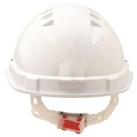 HARD HAT PUSH LOCK HARNESS FOR V6 HARD HATS-V6-Task Supplies