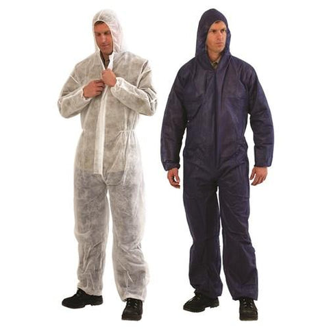 PP DISPOSABLE COVERALLS-ProChoice-Task Supplies