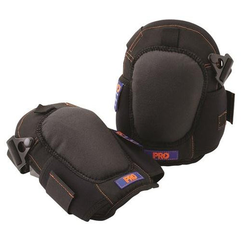 Pro Comfort Knee Pads Leather Shell-PROCHOICE-Task Supplies