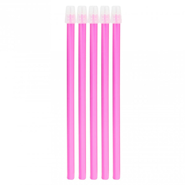 Disposable Saliva Ejectors - Fuchsia - Carton of 50 bags