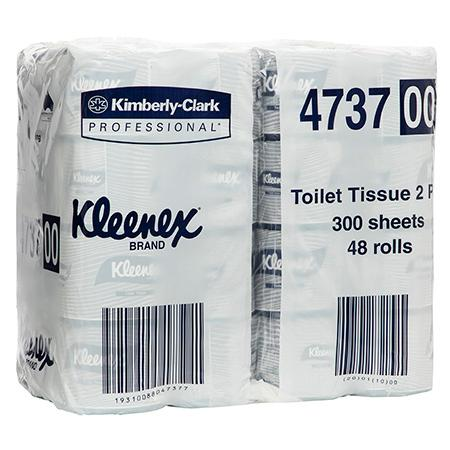 TOILET TISSUE - 2PLY - 48-KLEENEX-Task Supplies