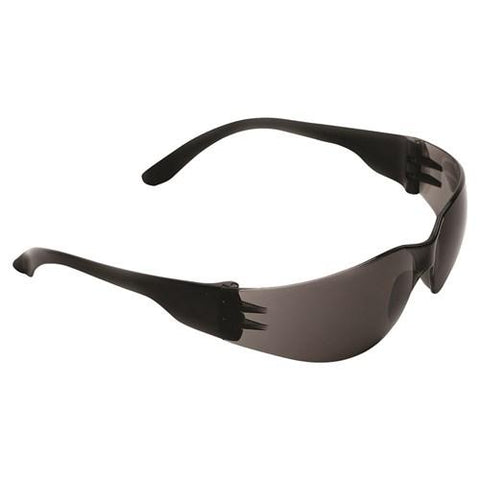 TSUNAMI SAFETY GLASSES - SMOKE LENS - PACK OF 12-ProChoice-Task Supplies