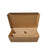 Paper Lunch Box Brown Kraft 3 Compartment 700ml - Laser Packaging Malaysia SDN. BHD