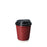 Double Wall Red Ripple Paper Hot Coffee Cup 8oz 80mm Diameter - Laser Packaging Malaysia SDN. BHD