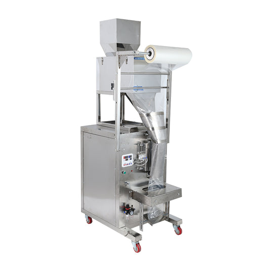 Vertical Form Fill Seal Machine Q1000 - Laser Food Packaging Malaysia SDN. BHD.
