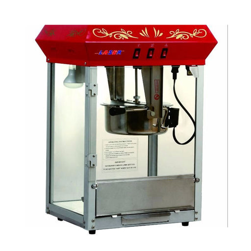 Table Top Pop-corn Machine LSBTC - PC08001SE - Laser Food Packaging Malaysia