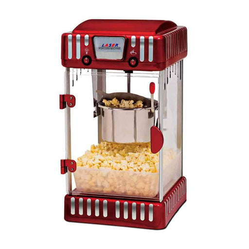 Table Top Pop-corn Machine - Laser Food Packaging Malaysia SDN. BHD.