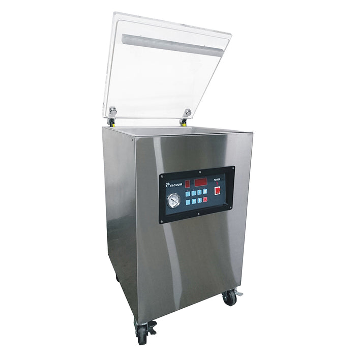 Vacuum Pack Sealer Machine for Dry & Moist Foods Preservation 75kg - Laser Food Packaging Malaysia SDN. BHD.