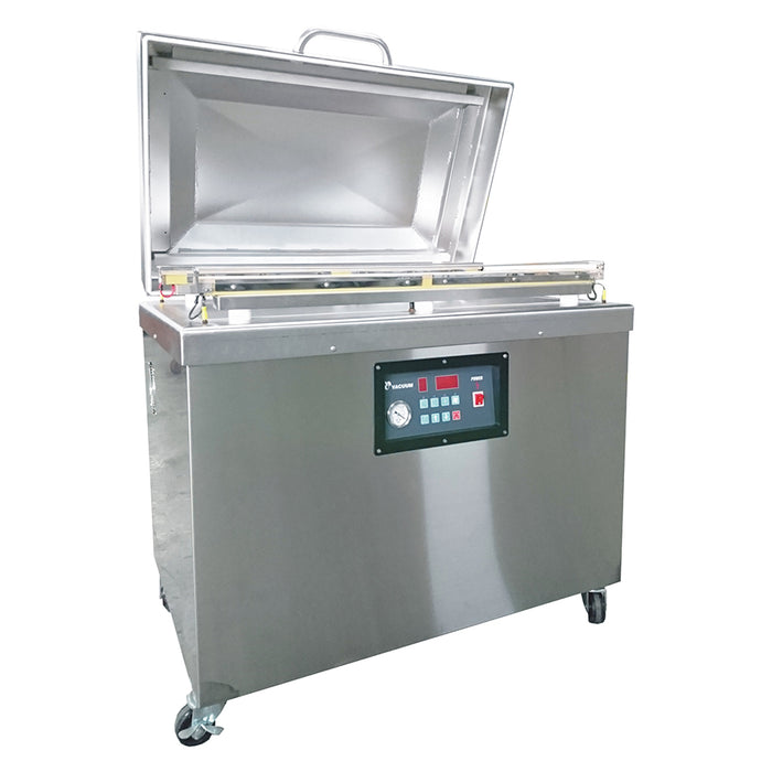 Vacuum Pack Sealer Machine for Dry & Moist Foods Preservation 195kg - Laser Packaging Malaysia SDN. BHD