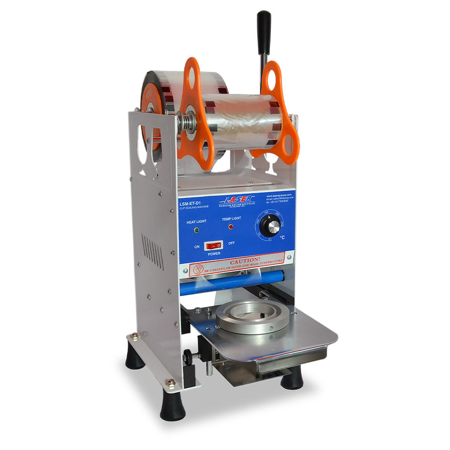 Cup Sealer Machines