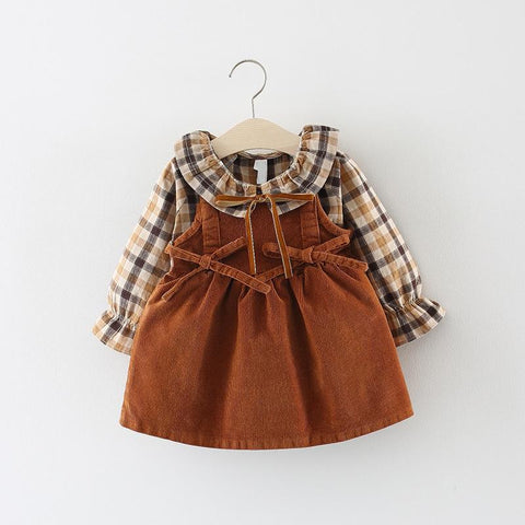 New  Infant Baby Dress