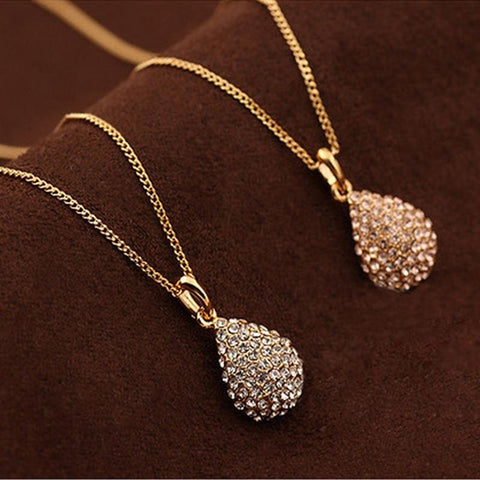 Fashion lady pendant necklace