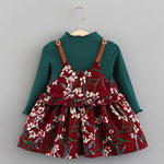 children's  Autumn style dress