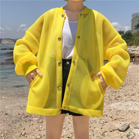 Sun Protection Jacket