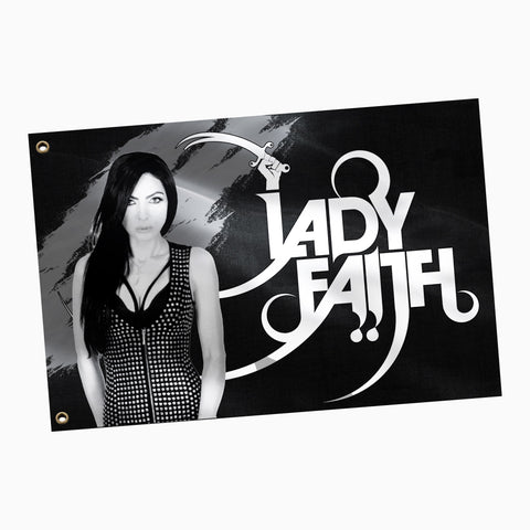 Lady Faith Flag
