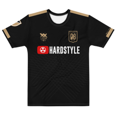 Doomsday FC - Athletic Shirt - Black/Gold