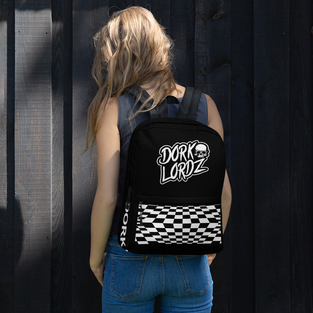 Dork Lordz Checkered - Backpack