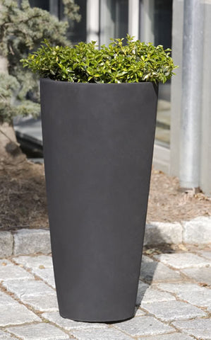 Modern Tall Outdoor pot
