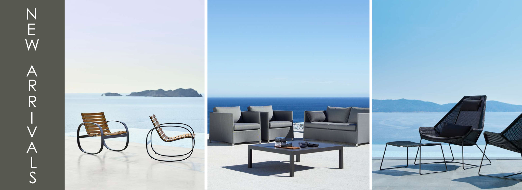 Superbe Modern Outdoor Patio Furniture Denver