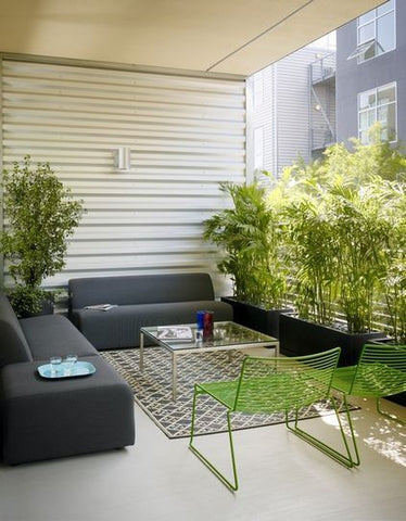 privacy outdoor room
