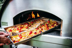 MARGHERITA PIZZA OVEN - GAS