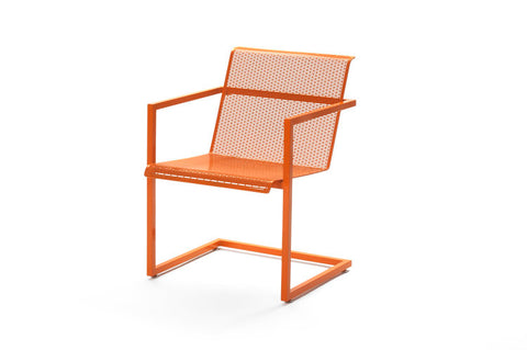 DIAMOND PUNCH METRO-RETRO CHAIR