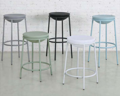 ROTO IN/OUTDOOR BAR STOOL