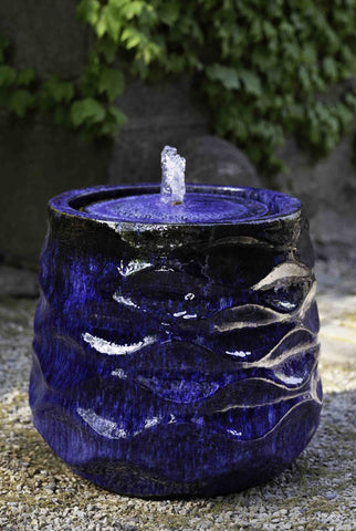 RUMBA FOUNTAIN RIVIERA BLUE