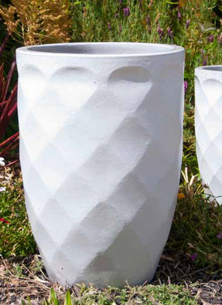 White Diamond Planters