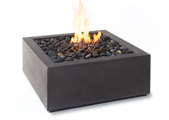 Bento Concrete Fire Box
